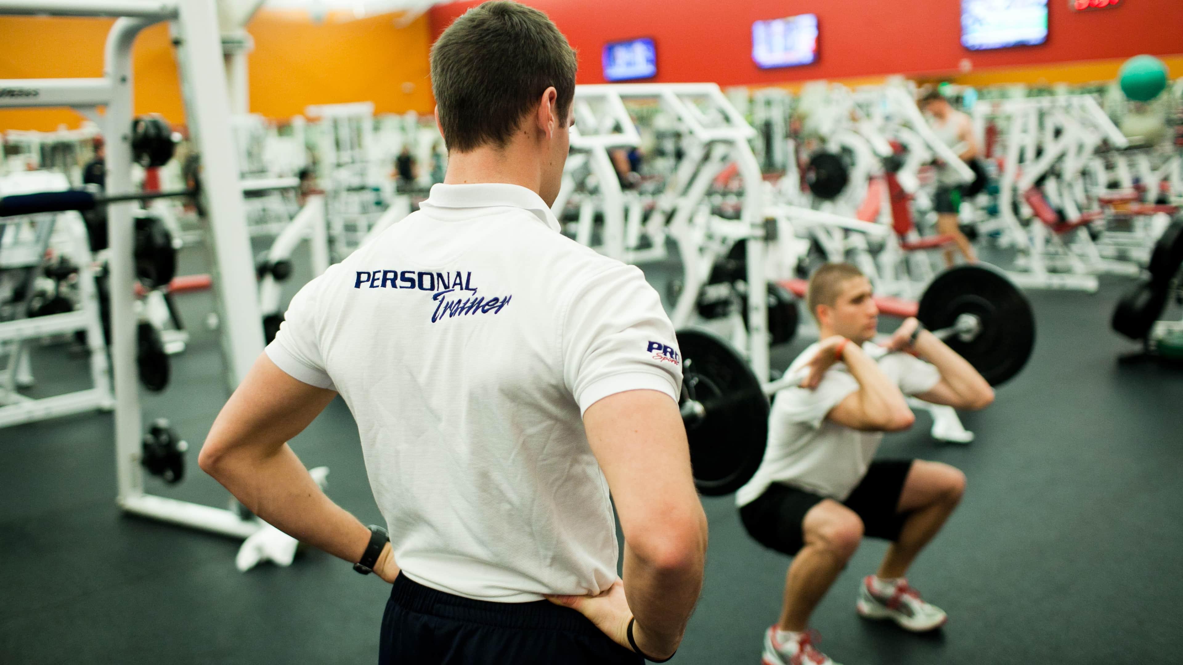 Pro Club Personal Training Bellevue Redmond Seattle